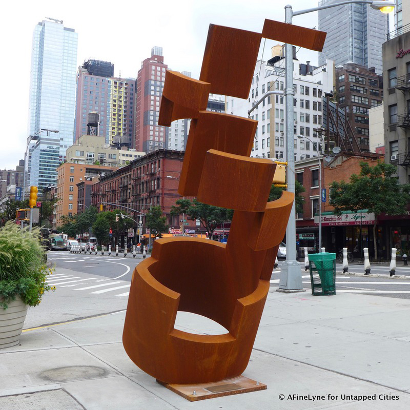 11 Outdoor Art Installations Not to Miss in NYC August 2016